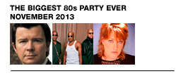 The Biggest 80s Party Ever