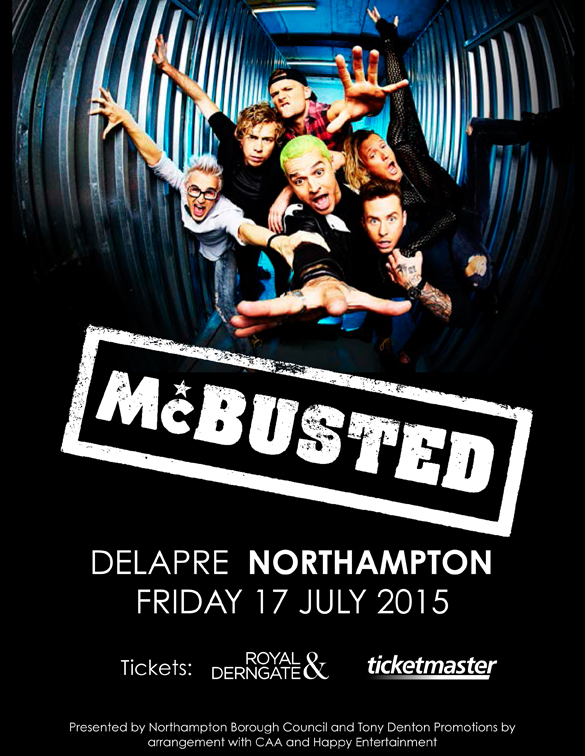 mcbusted-northampton